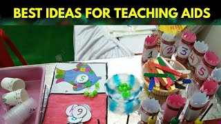 TEACHING AIDS FOR PRIMARY SCHOOL || ACTIVITY BASE LEARNING || knowledge constructivism