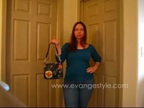 Sewing tutorial: vintage-inspired small shoulder bag
