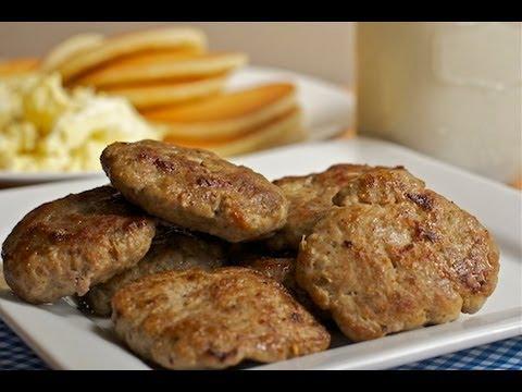 Turkey Breakfast Sausage Patties Recipe - Easy, Quick, & Flavorful