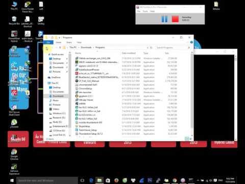 [Thủ Thuật ] Ẩn file, folder nhanh và an toàn trên windows
