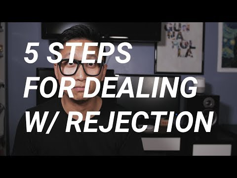 How To Deal With Rejection: 5 Steps   Gunnarolla University