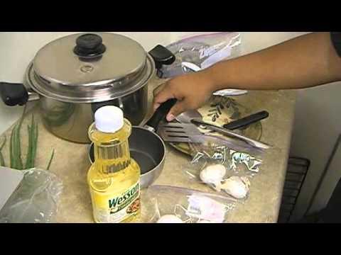 How to Cook Sinangag
