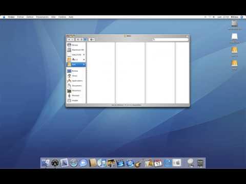 06 • Gestion des périphériques • Mac OS X Tiger (tutoriel vidéo)