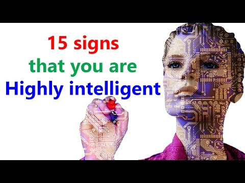 15 Signs You Are Highly INTELLIGENT And GENIUS In Hindi / Urdu