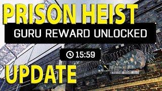 Dying Light Prison Heist SOLO GURU REWARD UPDATE Dying Light Gold Weapons Farming - Content Drop 4