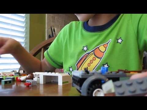 How to build a Lego camper Part 1 of 2