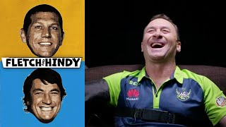 Fletch & Hindy's Lie Detector test gets the truth out of Ricky Stuart | Fletch & Hindy