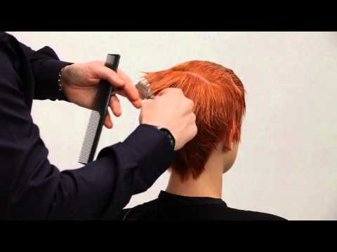 Full Length Pixie Haircut Tutorial: Ariel Cut from the Toni&Guy Freedom Collection