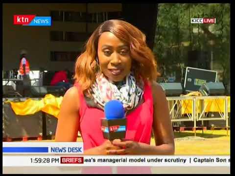 Radio Maisha's Choma na Ngoma Event going on at KICC | KTN News Desk