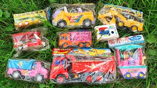 Unboxed brand new toy Vehicles that I got from the jungle and introduce to you | PlayToyTime TV
