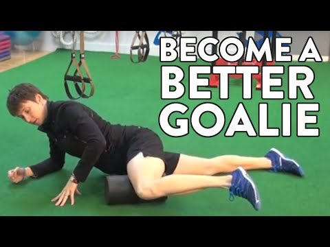 RRGT 3-Simple Drills To Make Any Hockey Goalie Better