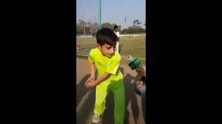 Ehsanullah  7 year talented boy