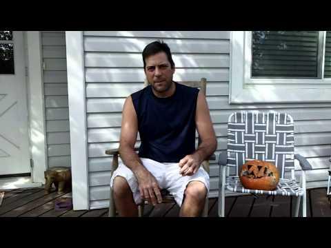 Pumpkin Carving(how to preserve your pumpkin)