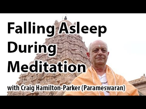 Staying Awake During Meditation | Yoga Sleep Techniques