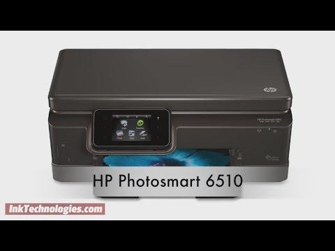 HP Photosmart 6510 Instructional Video