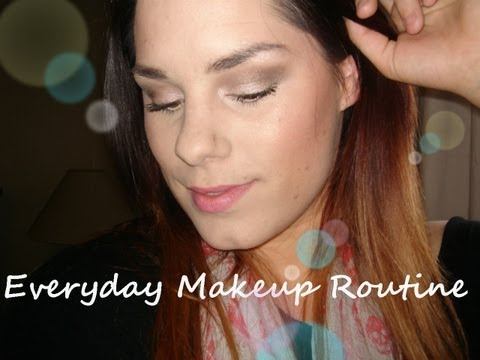 ♡Everyday Fast Makeup Routine using BB Cream♡