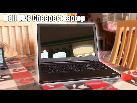 Living With Dell's Cheapest Laptop