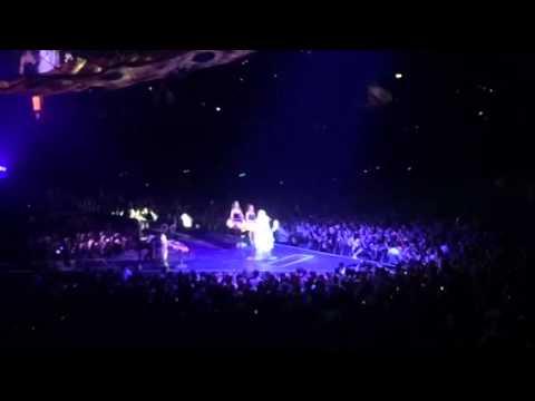 Katy Perry live  LG Arena Birmingham