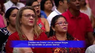 Culto De Domingo - Completo (culto Voz Ad 04 02 2018)