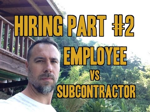 How to understand IRS Regulations- Employee or Independent contractor
