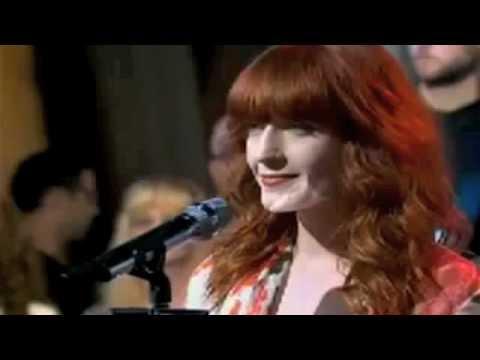 Florence + the Machine - Spectrum (Live Good Morning America 2012)