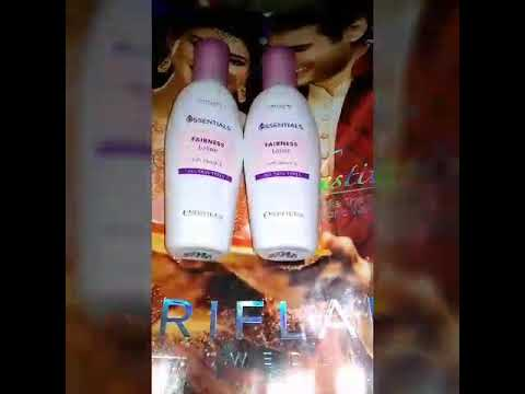 Oriflame essential fairness lotion best honest review ever/100% honest review /Glamindiangirl