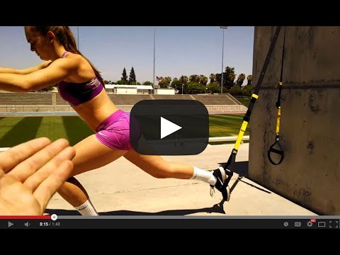 TRX Butt Exercises To Increase SIZE and TONE