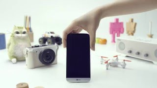 LG G5 (Silver) : Official Product Video (1min. introduction)