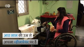 The challenge of being disabled in India