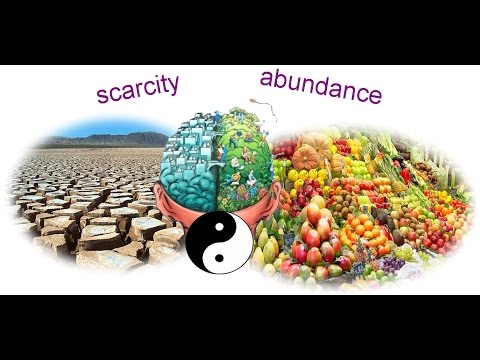 ATTENTION! - The Paradigm Shift From Scarcity To Abundance Revealed!