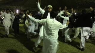 Shahid Malang in Comsats Pakhtoon Night