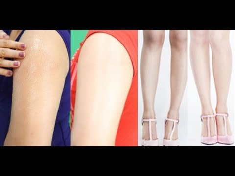 How to Use Vaseline to Get Fair, Baby Soft, Spot-Free & Glowing Hands & Legs Overnight