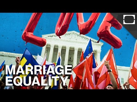 The Historic Ruling On Same-Sex Marriage