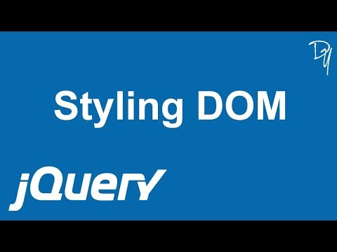 jQuery - Styling DOM #06