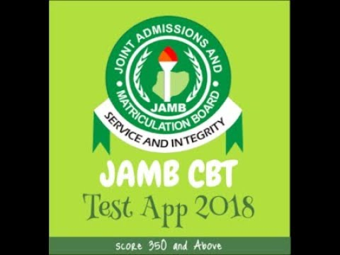 How To Download and Install Free Jamb Practice Software (FULLY ACTIVATED)