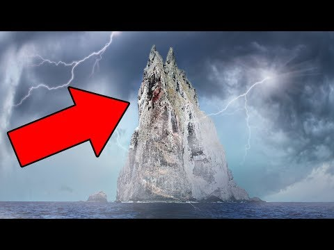 This Strange Scary Island Has Been Keeping a Secret for 80 Years