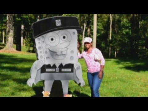 SpongeBob Squarepants gravestones cause controversy in Ohio