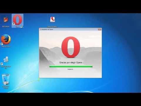 descargar e instalar navegador opera 2015 ultima versión