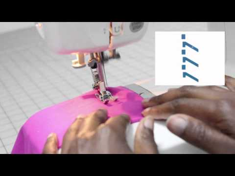 Sew Knits Without a Serger: Slant Overlock Stitch for Joining Seams