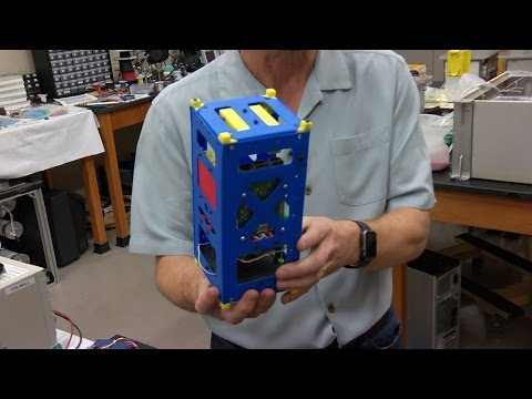 SciTech Central Short: Cubesat