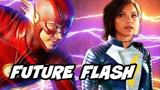 The Flash Season 5 Nora Changes and Wonder Woman 2 Cheetah Explained