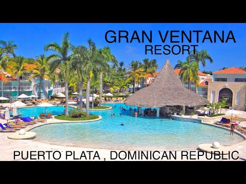 Gran Ventana Hotel - Puerto Plata , Dominican Republic HD.