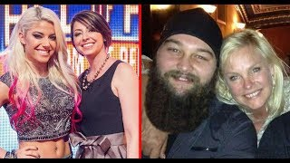 10 Most Shocking Moms of WWE Superstars in Real Life 2017