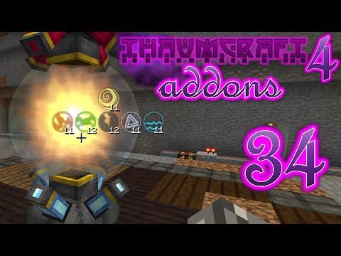Minecraft Thaumcraft 4 Addons #34 - Project BigNode Complete!