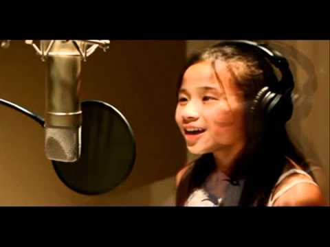 I Dreamed A Dream (Les Miserables / Susan Boyle / Glee Cover) - 9 year old DOMINIQUE 2011