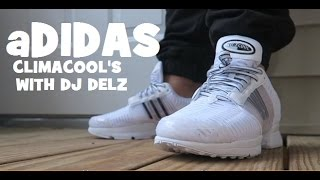 best website 715cd 9be10 adidas Climacool 1 Sneakers On Feet Review Including Sizing