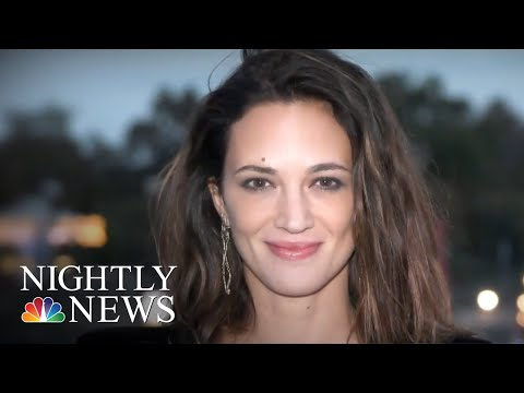 Xxx Mp4 Alleged Text Messages Appear To Contradict Asia Argento's Denial Of Relationship NBC Nightly News 3gp Sex
