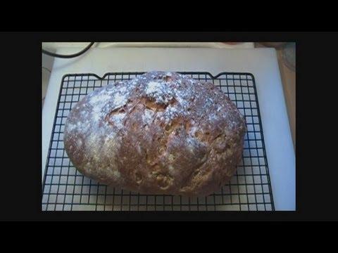 Noreen's Kitchen:  How to Make Sourdough Bread, Shaping, Baking, Breakfast!