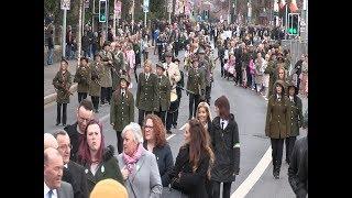 Easter Parade, Belfast 2018