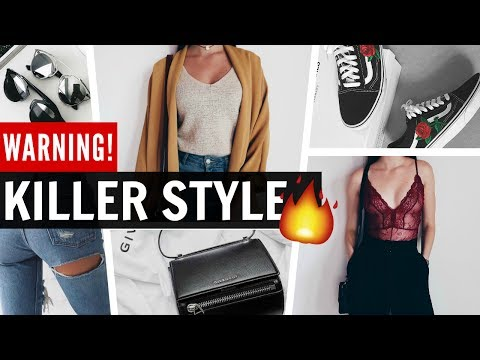HOW TO Find Your Personal Style / Nika Erculj